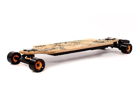 Bild Evolve Bamboo GT Elektroskateboard