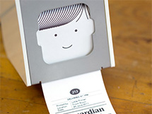"Bild Thermodrucker ""Little Printer"""