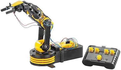 Bild Playtastic Baukasten Roboter Arm