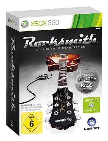 Bild Rocksmith Test – das Xbox360 Gadget für echte Gitarristen
