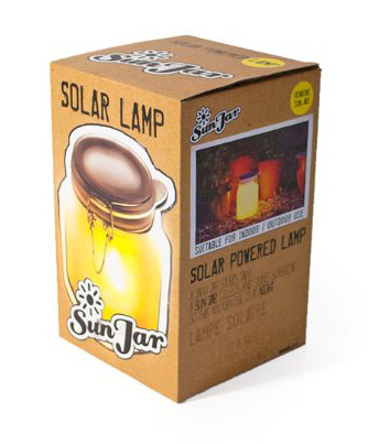 Bild Sun Jar Solarleuchte – stimmungsvoll und umweltfreundlich