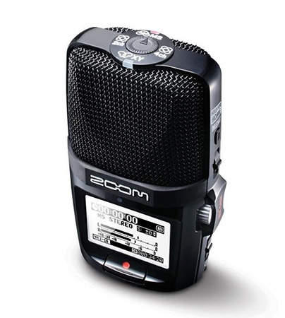 Bild Zoom H2n Handy-Recorder Gadget